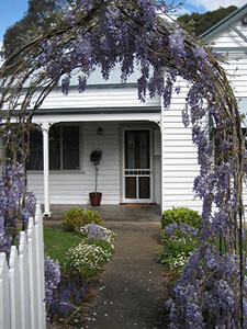 wisteria cottage